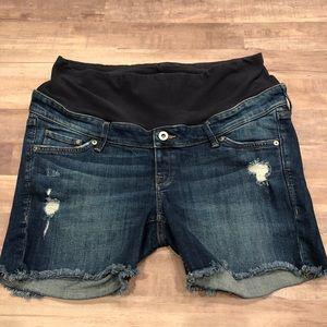 H&M Mama Maternity shorts, size 14